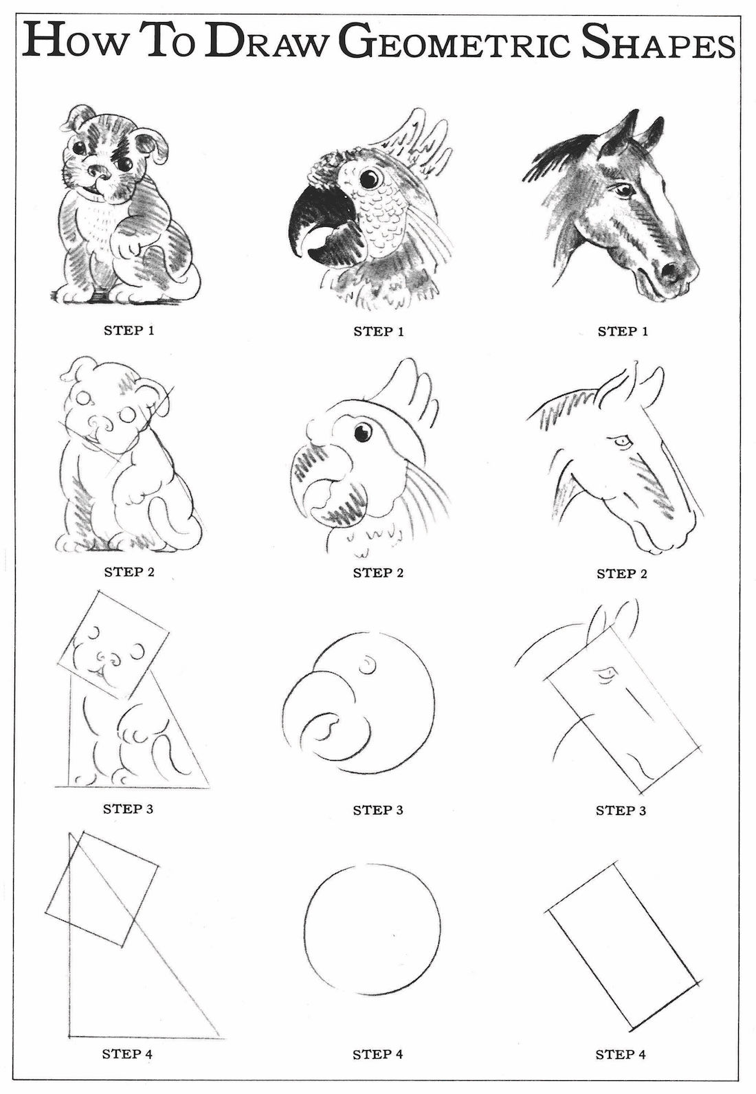 Chwast-poster-design-How-To-Draw