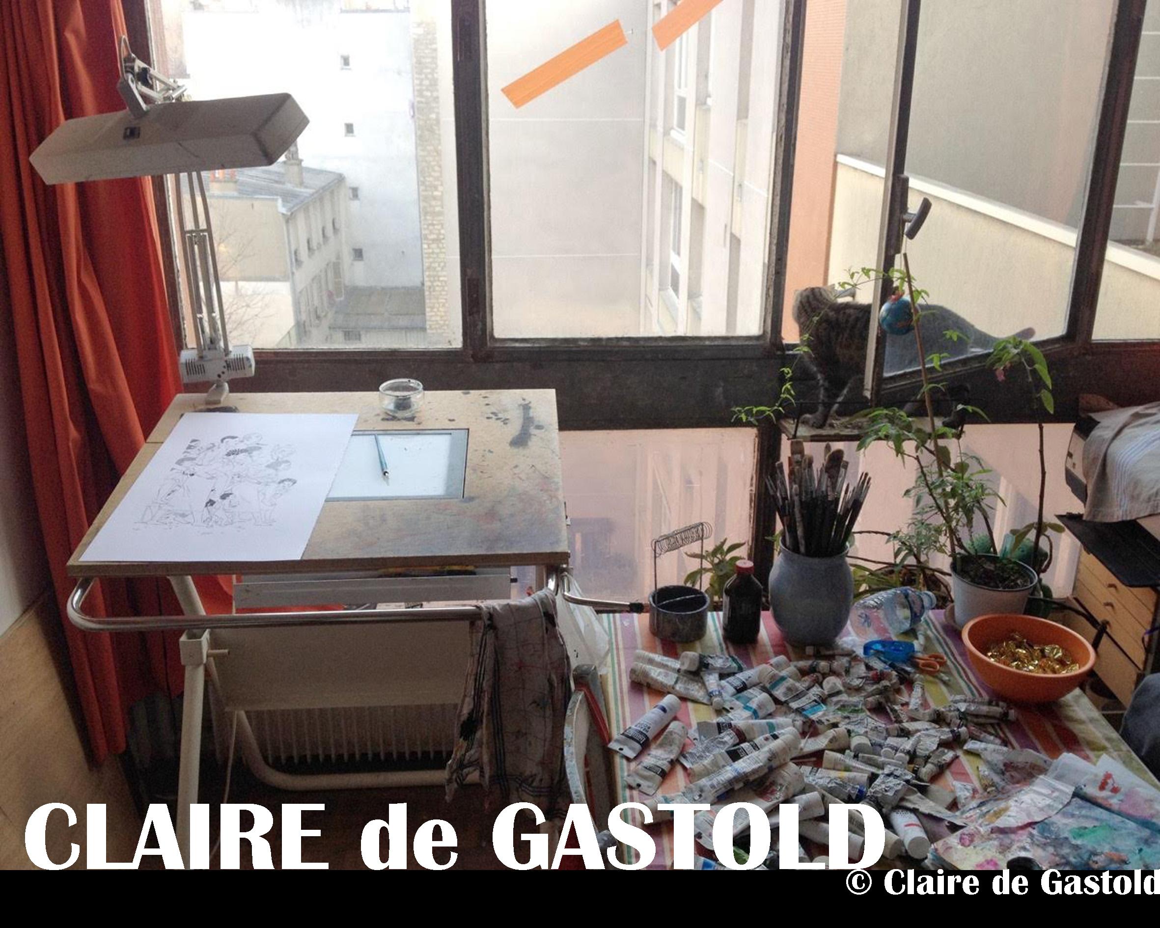 Claire de Gastold