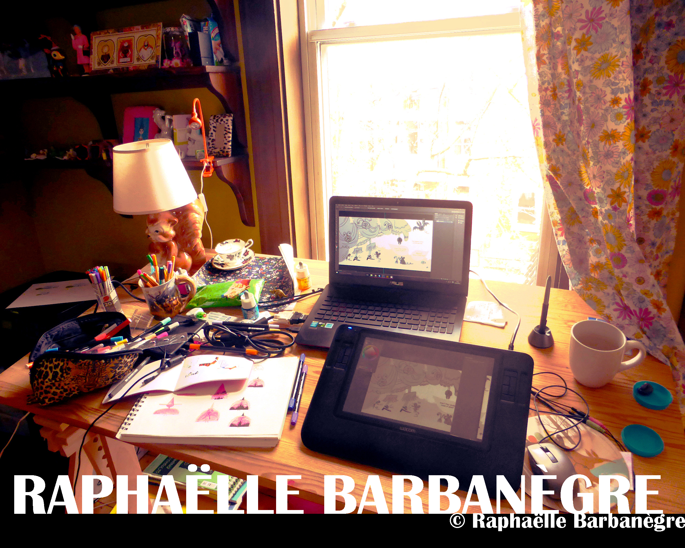 Raphaëlle Barbanègre