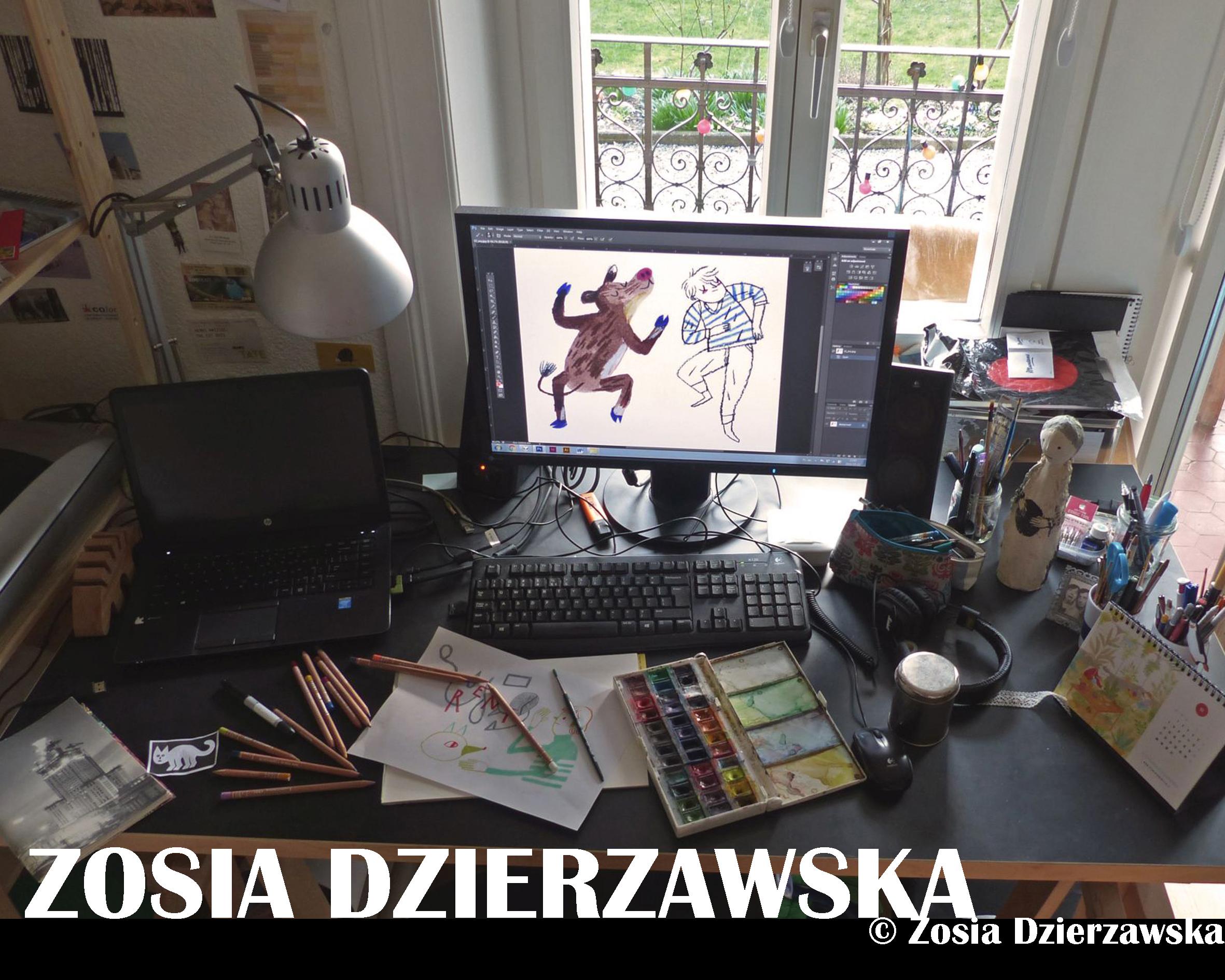 Zosia Dzierzawska