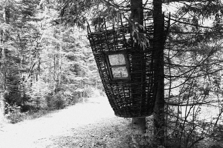 """""""Con la casa sulle spalle"""", di Carlo Vidoni per Altrememorie (foto: Simone Sbarbati)"""
