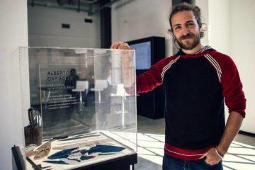 Alberto Gariboldi, vincitore della prima edizione di Artigenio