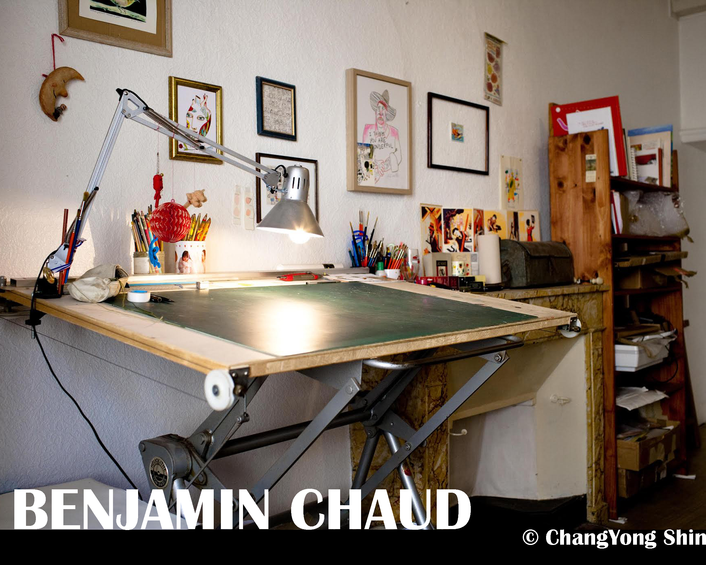 Benjamin Chaud