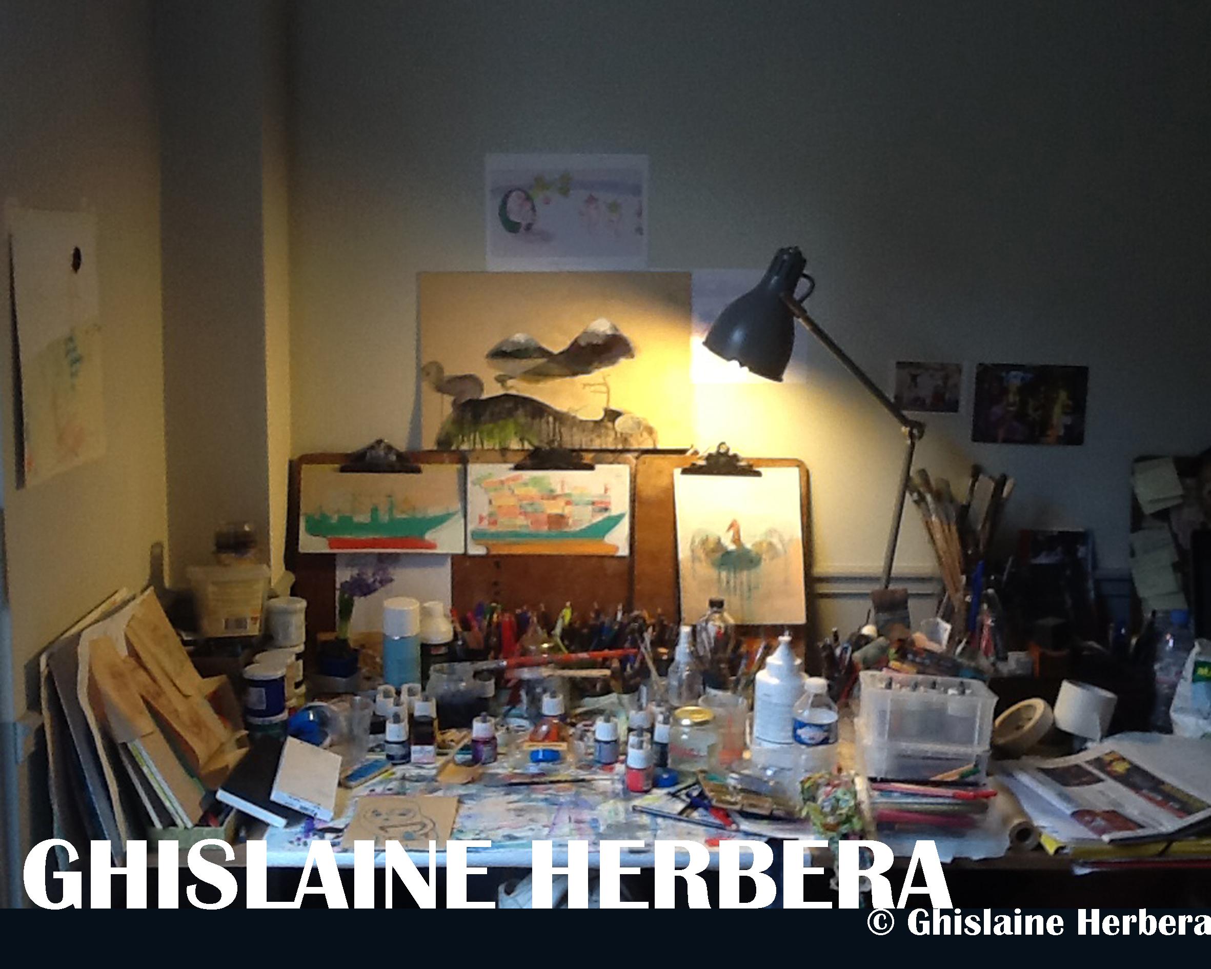 Ghislaine Herbera