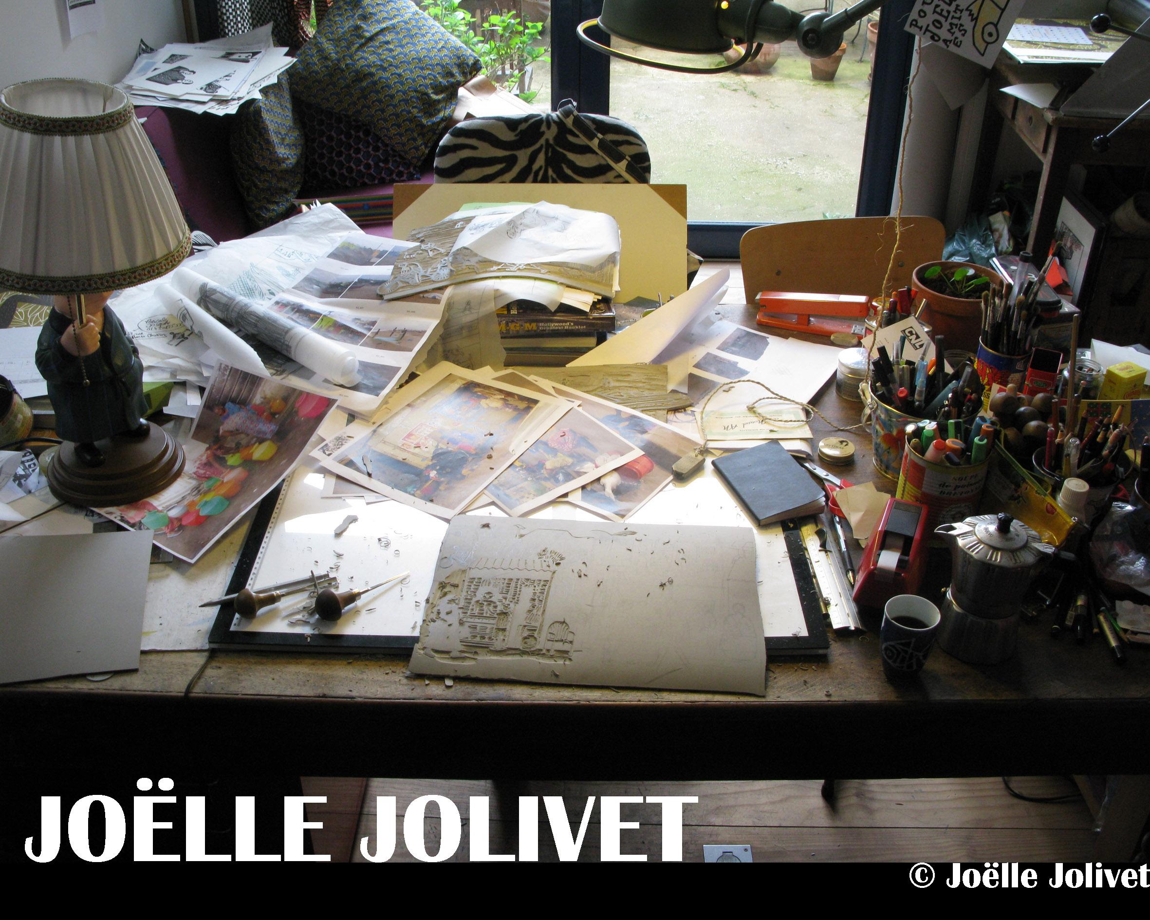 Joëlle Jolivet