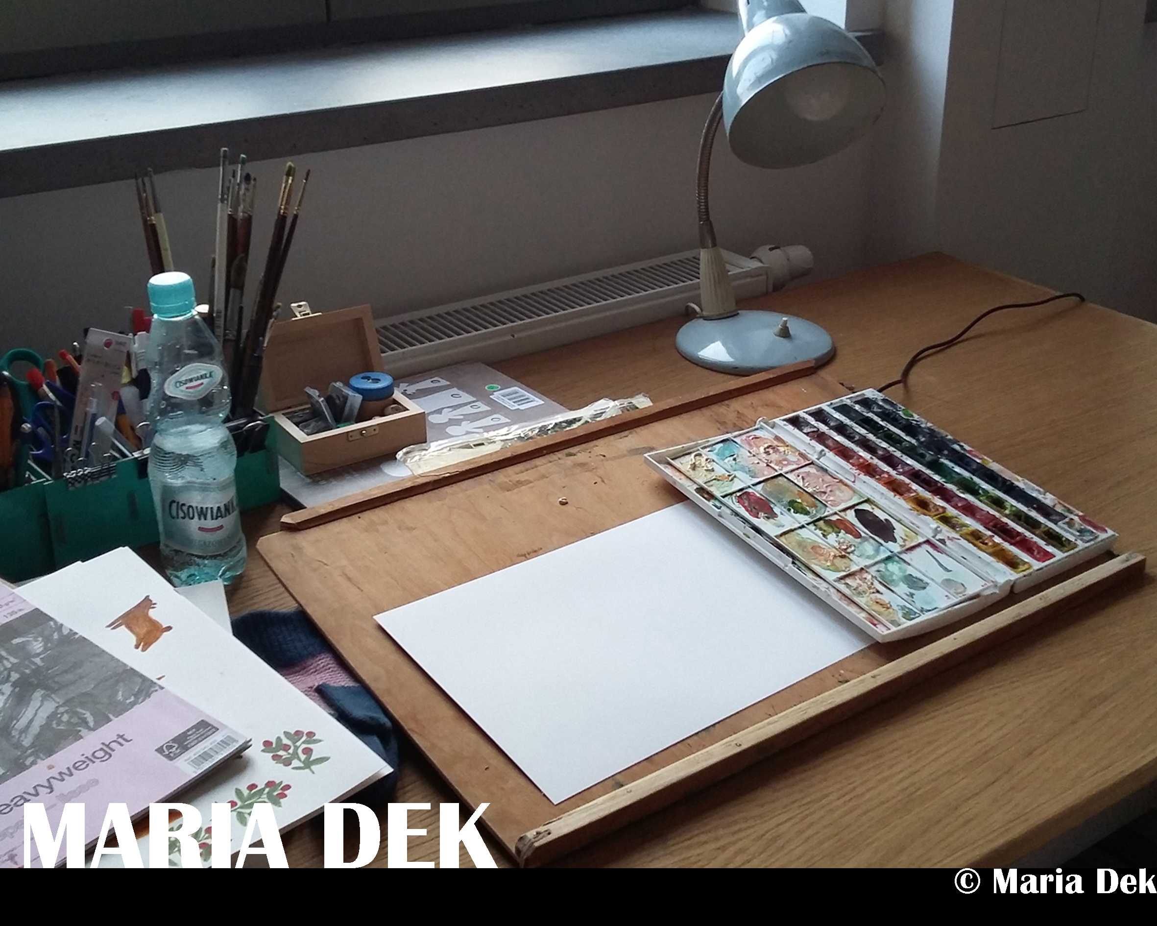 Maria Dek