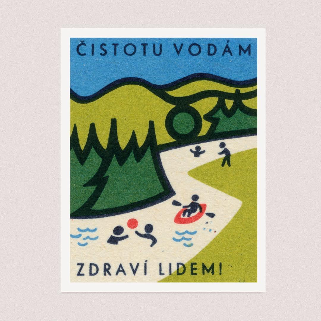 Cecoslovacchia 1965 (foto: @matchbloc)