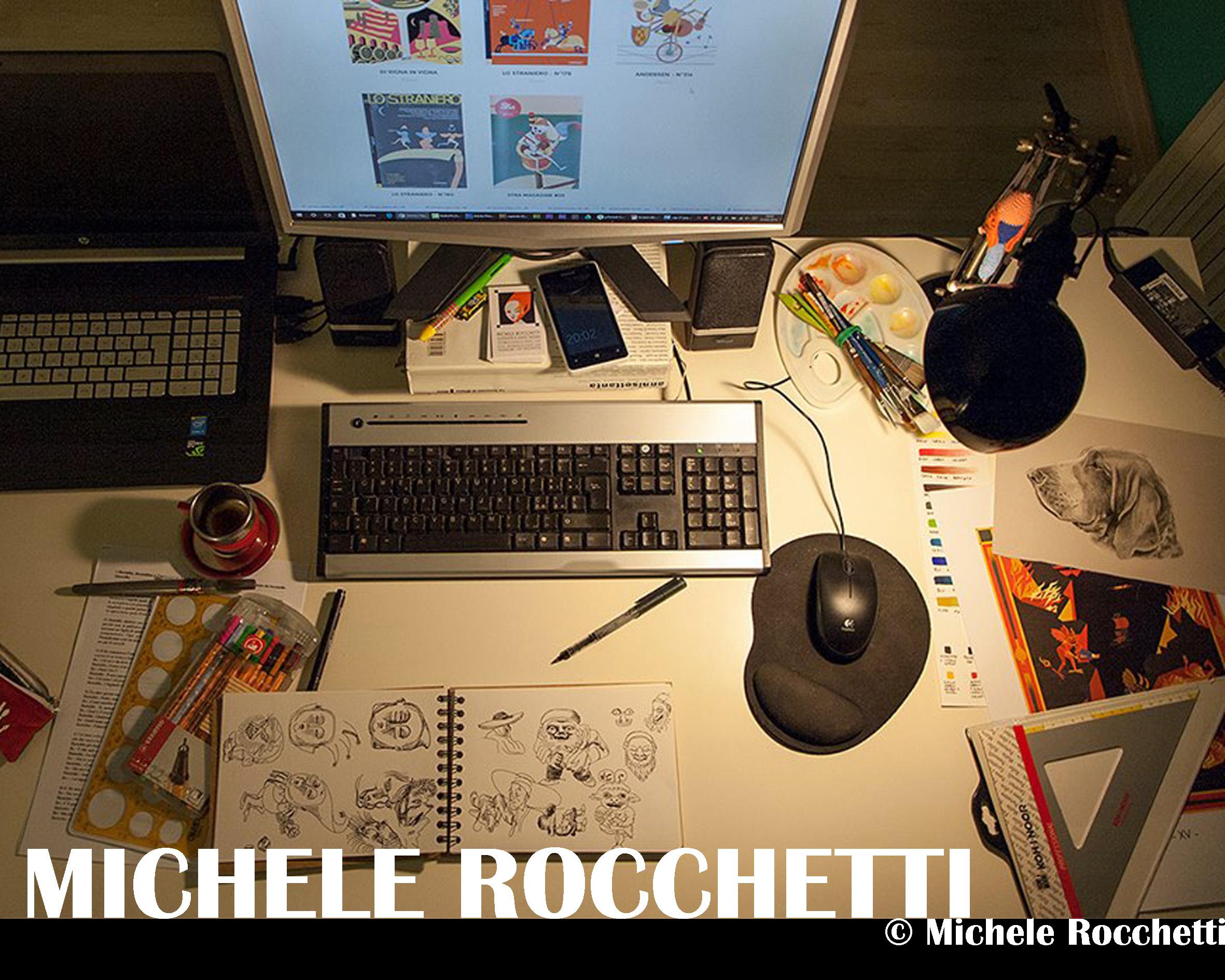 Michele Rocchetti