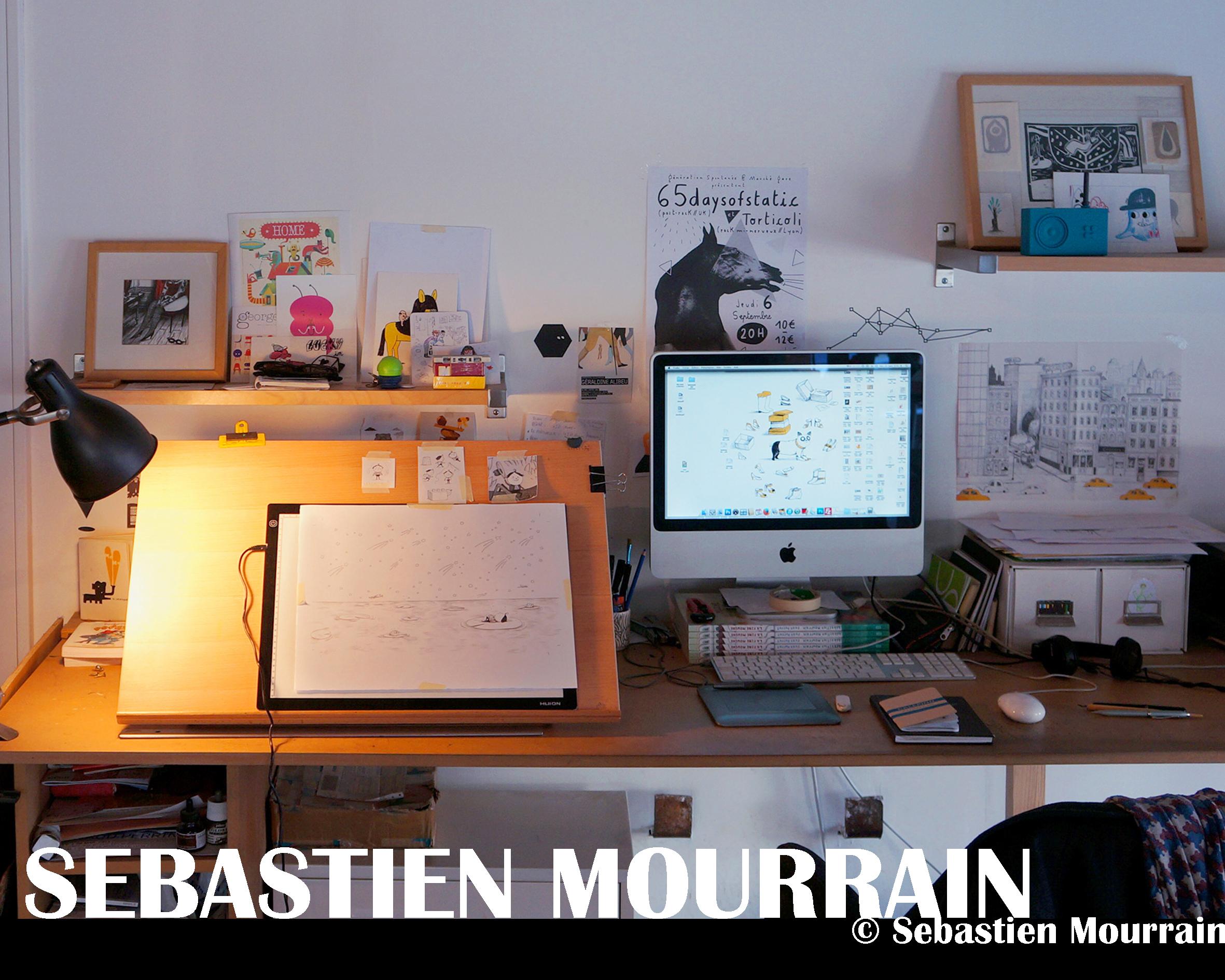 Sebastien Mourrain