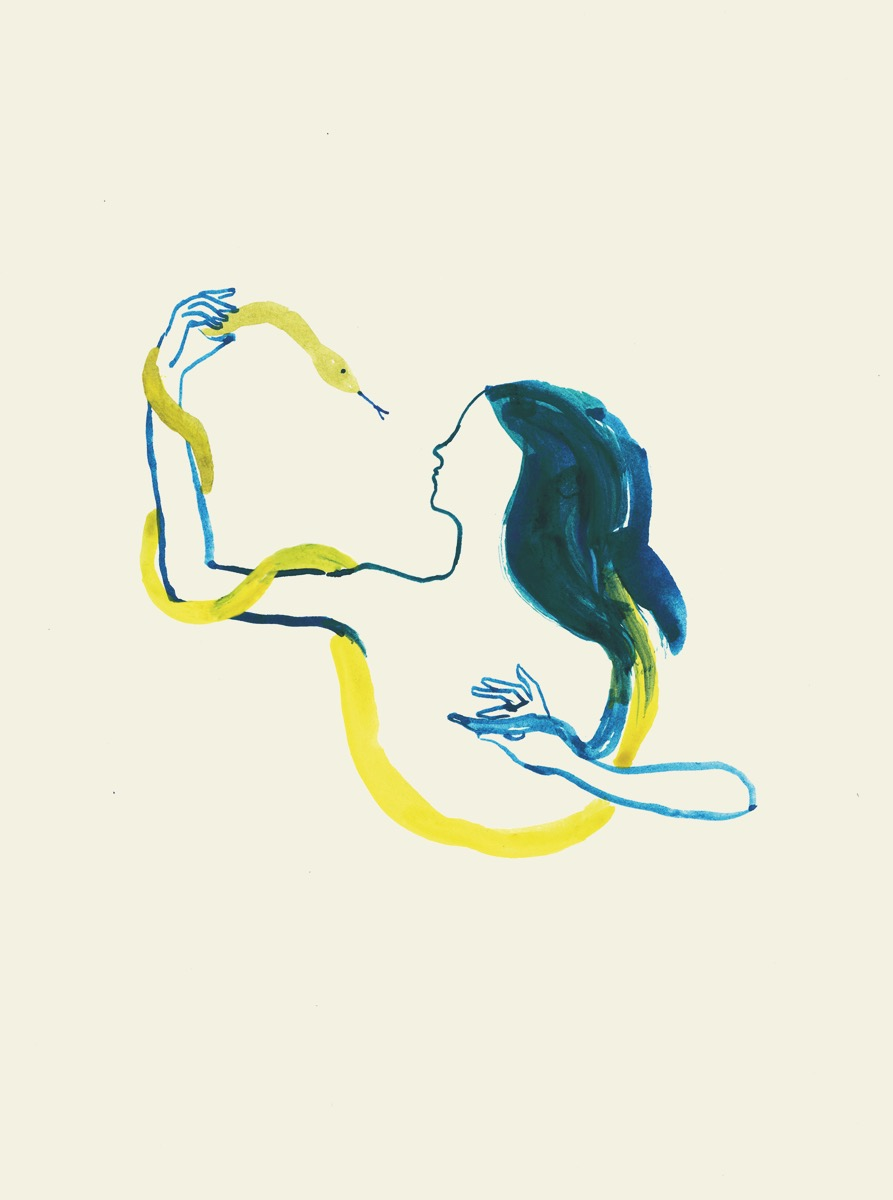 "Elisa Talentino, ""Serpentide"""