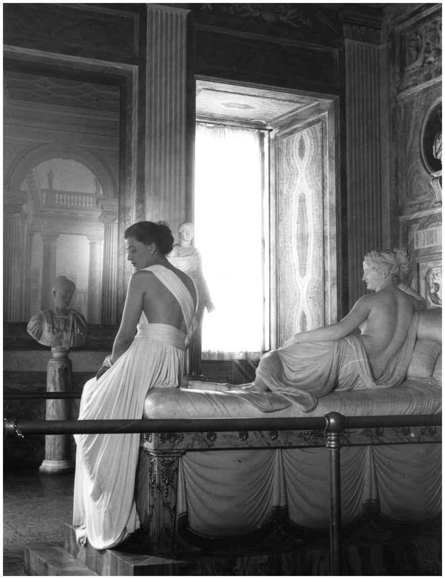 Pasquale De Antonis, 1947 Abito: Sorelle Botti