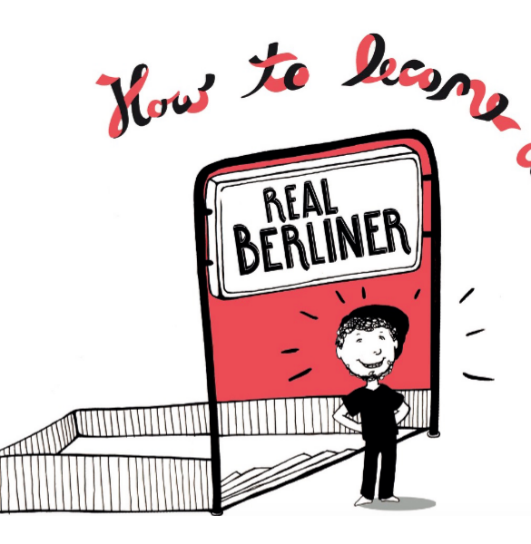 howto be a berliner