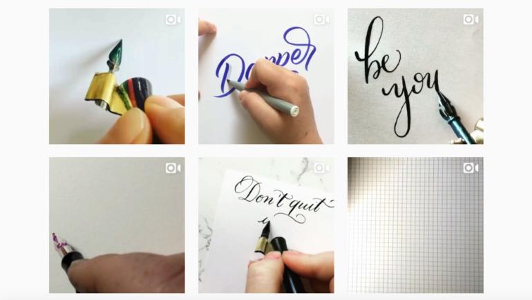 calligraphyvideos