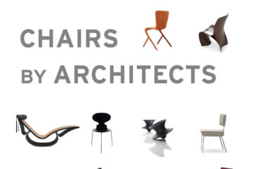Chairs by architects, Thames & Hudson, 2016