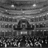1936 Teatro Regio la sala 8 febbraio 1936 poco prima dellincendio e1473771031468