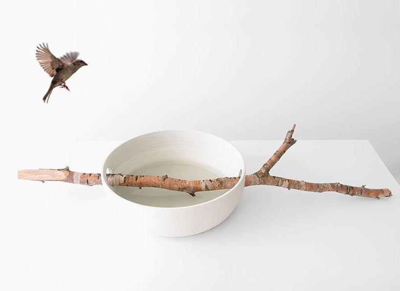 """""""Manantial"""", di Martín Azúa (2015-2016) La natura è protagonista, sia dal punto di vista progettuale-formale che da quello comunicativo."""