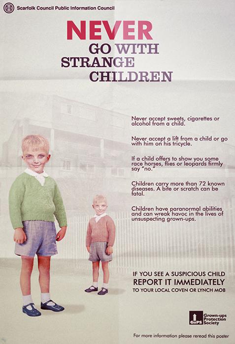 Strange Children2 www scarfolk blogspot com2