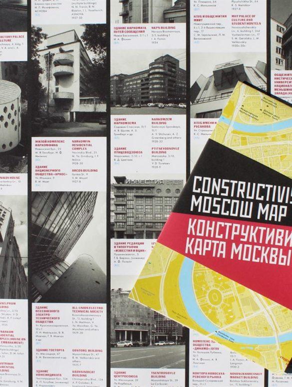 constructivist moscow map 1