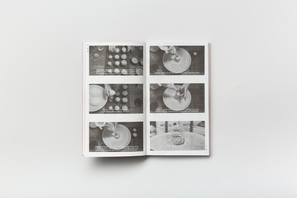 Cooking With Scorsese vol.2, Hato Press, 2016