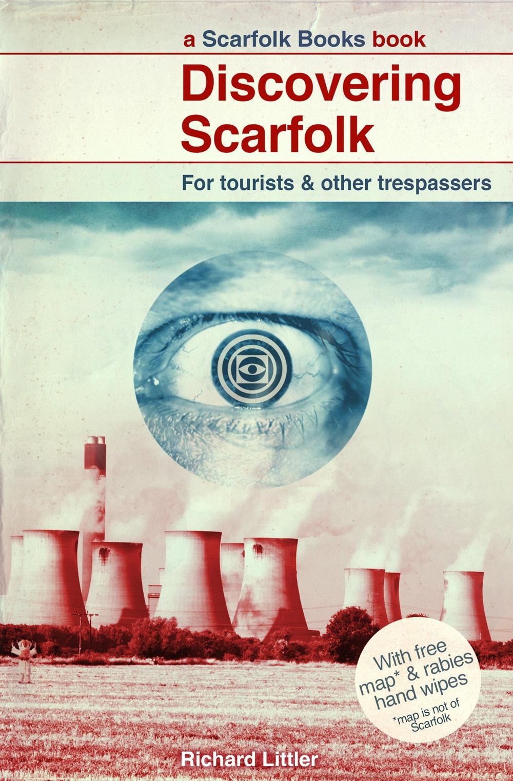 """la copertina del libro """"Discovering Scarfolk"""""""