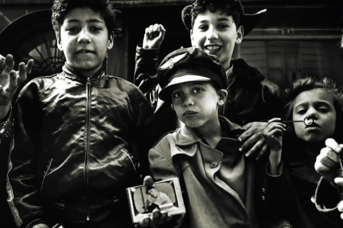 the many lives of william klein screenshot