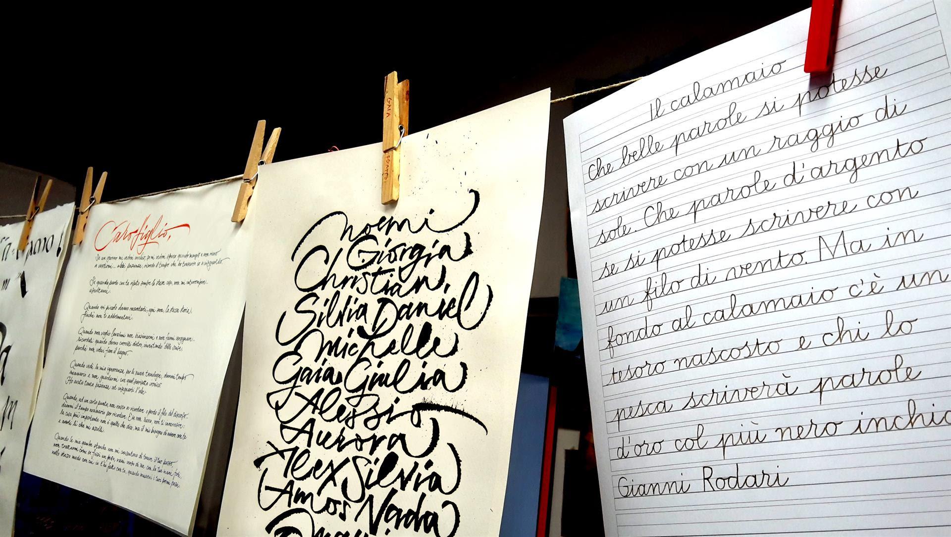 (fonte: Associazione Calligrafica Italiana)