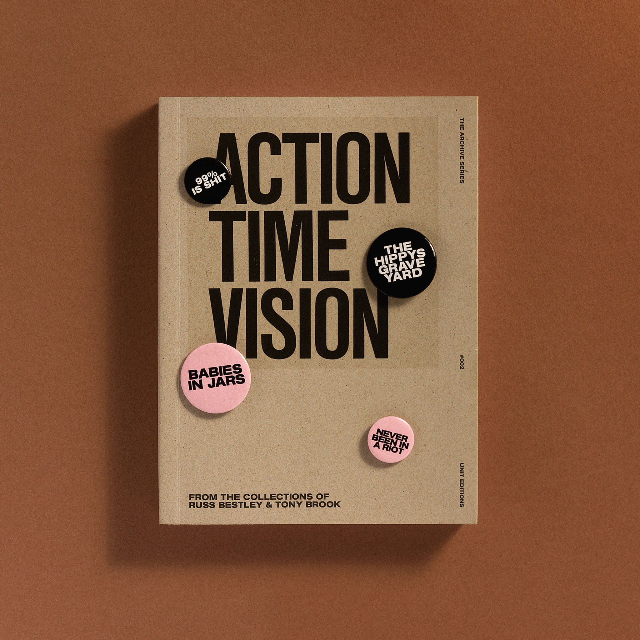 """Action Time Vision"", Unit Editions, 2016"