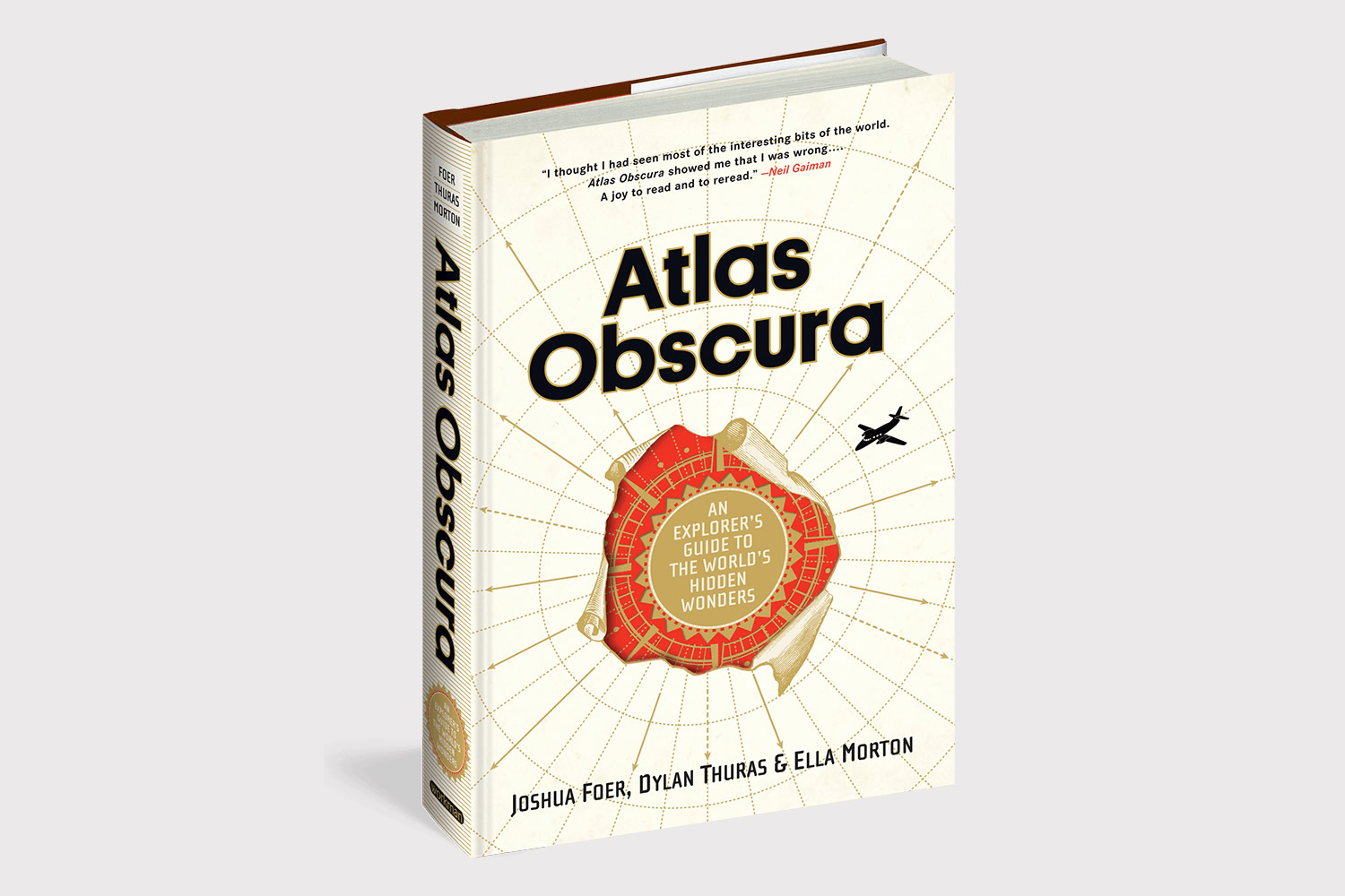 """Atlas Obscura"", Workman Publishing Company, settembre 2016"