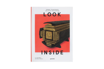 """Look Inside - Cutaway Illustrations and Visual Storytelling"", a cura di  Juan & Samuel Velasco, Gestalten, ottobre 2016"