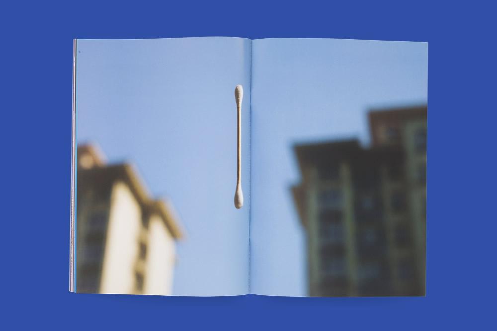 Ordinary Magazine #3 - Li Wei