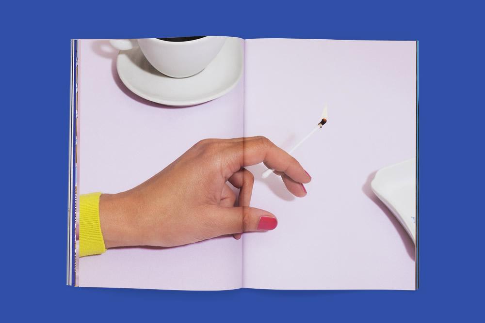Ordinary Magazine #3 - Lonneke van der Palen