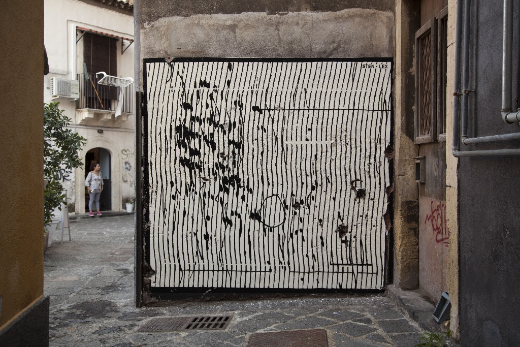 Sten Lex, Catania, 2016