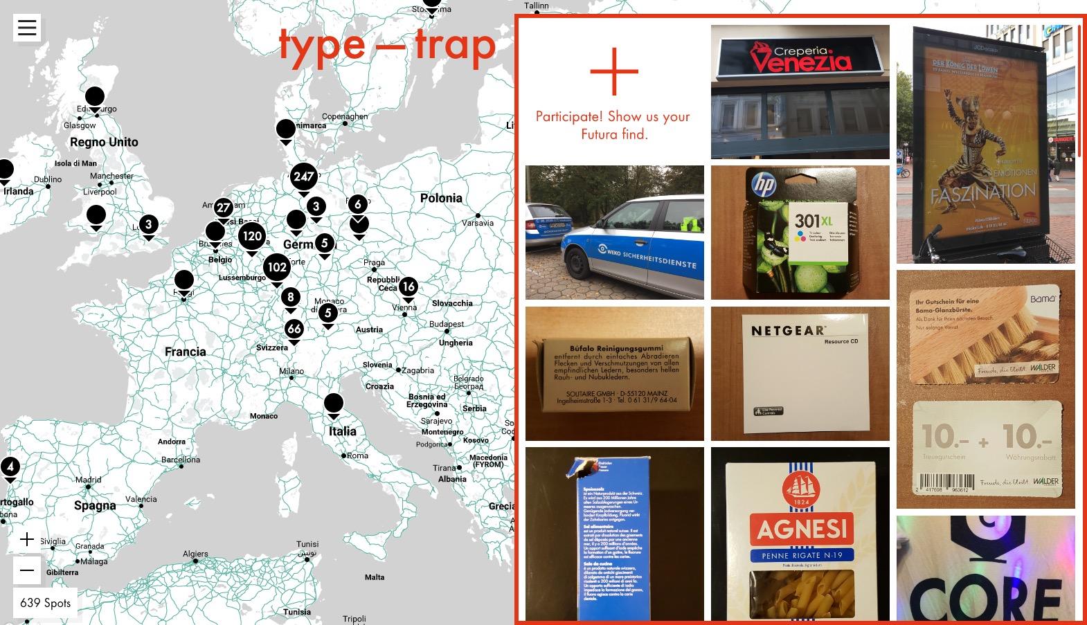 type-trap