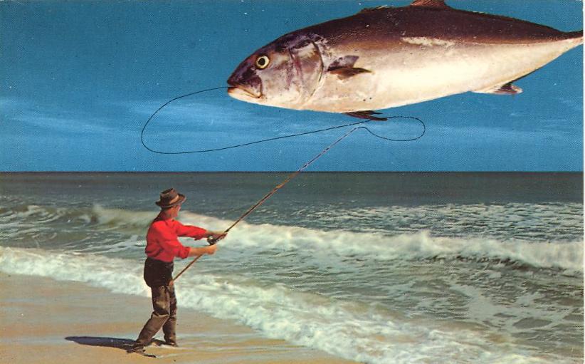 Big Fish (somewhere) (courtesy Bad Postcards)