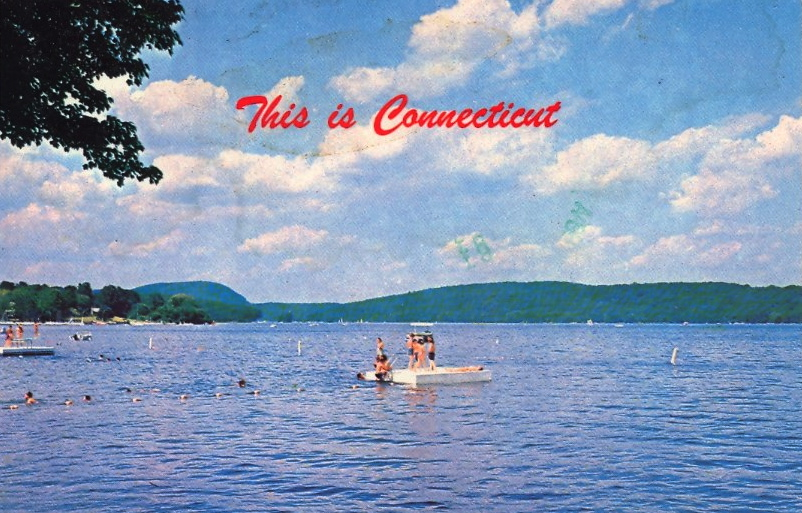 This is Connecticut (courtesy Bad Postcards)
