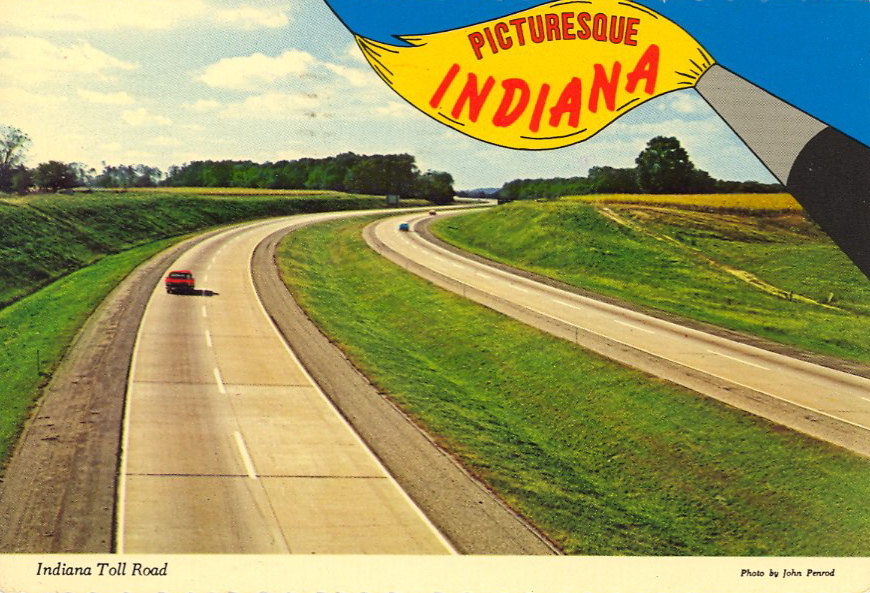 Picturesque Indiana (courtesy Bad Postcards)