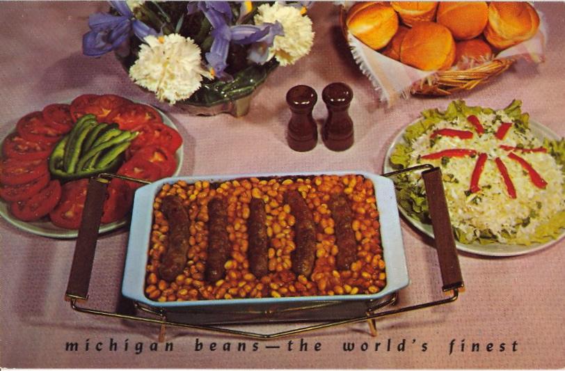 Michigan food (courtesy Bad Postcards)