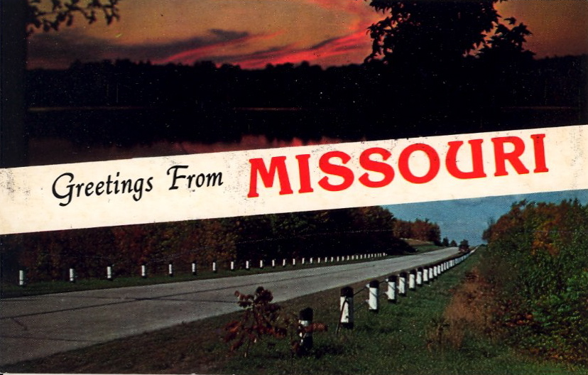 Greetings from Missouri (courtesy Bad Postcards)