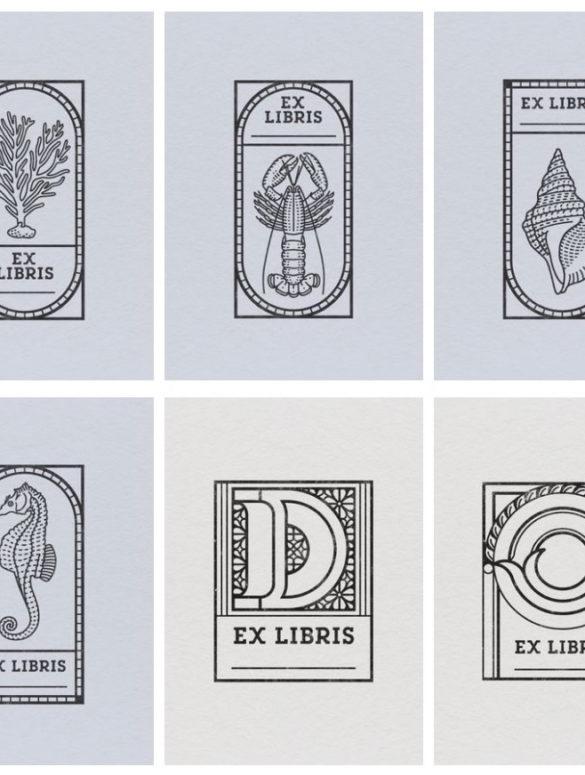 clara de lorenzi ex libris 0