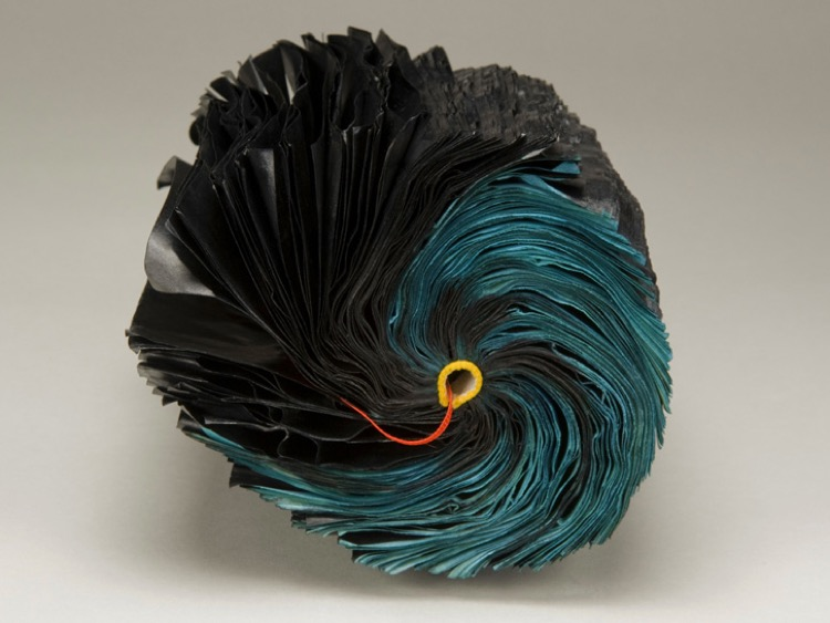 Peacock, 2007 © Jacqueline Rush Lee (photo: Paul Kodama)