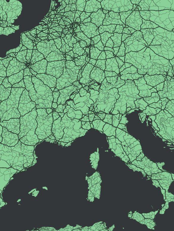 europe green