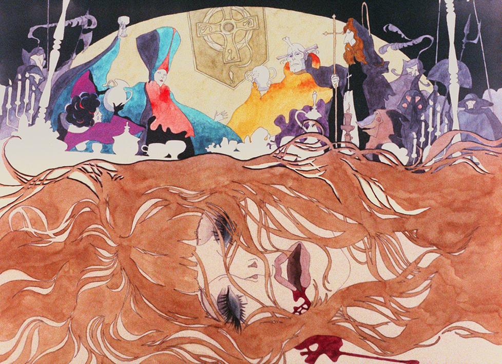BELLADONNA OF SADNESS di Eiichi Yamamoto 1