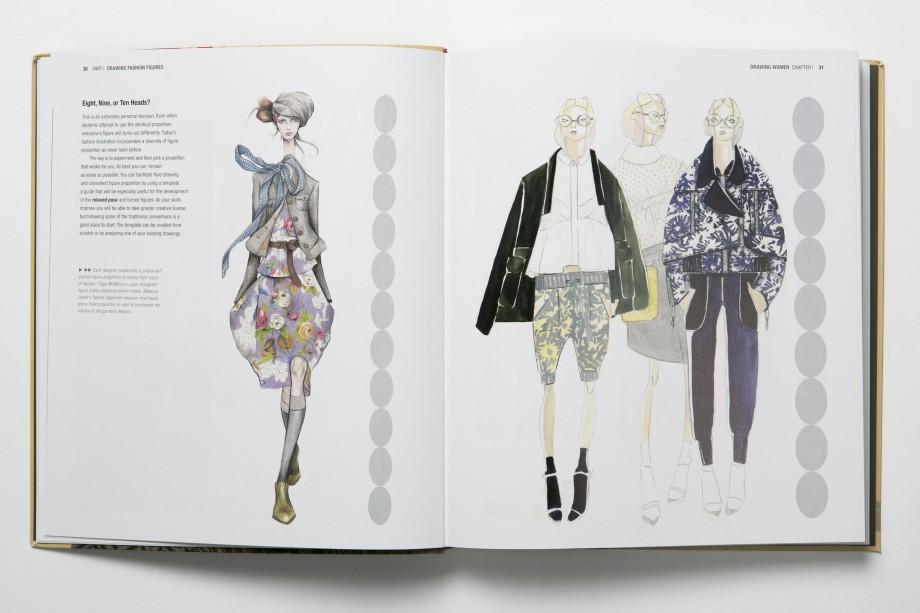 fashion drawing 3
