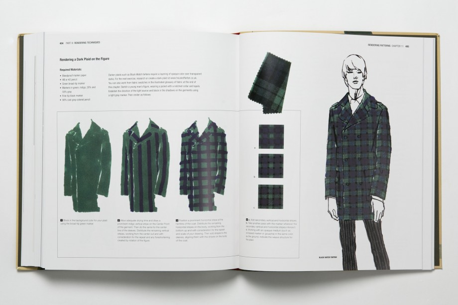 fashion drawing 4