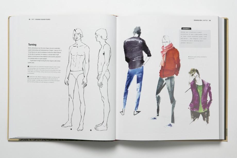fashion drawing 7
