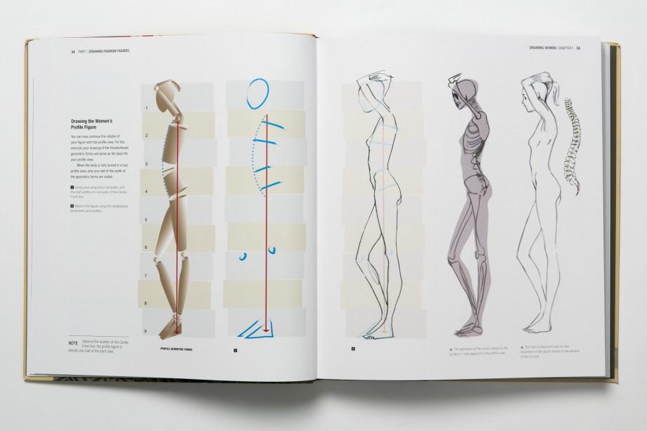 fashion drawing 9