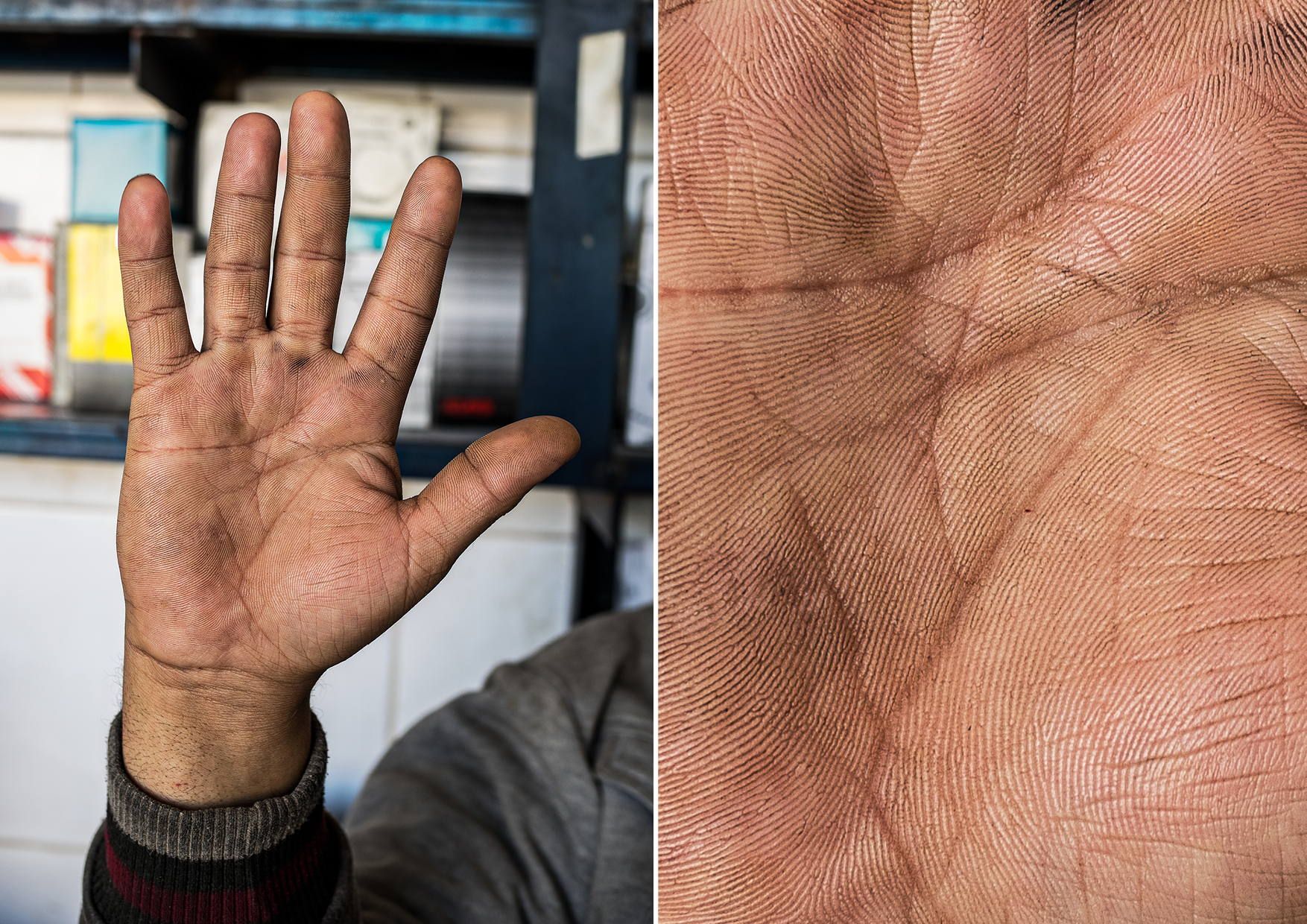 Hands that Tell Story 4