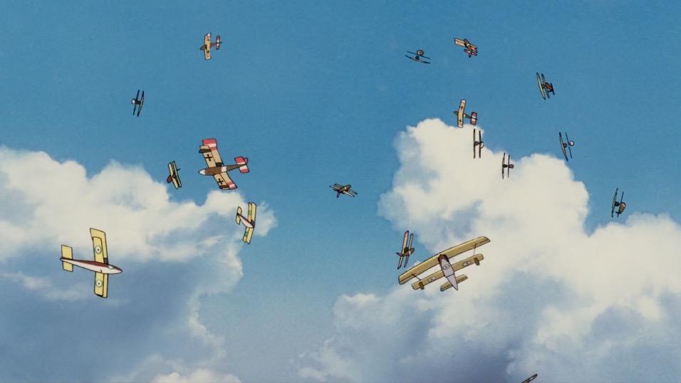 Miyazaki Dreams of Flying 10
