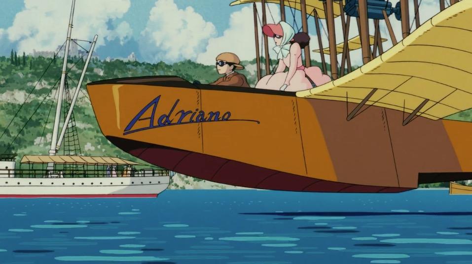 Miyazaki Dreams of Flying 3
