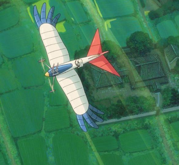 Miyazaki Dreams of Flying 6